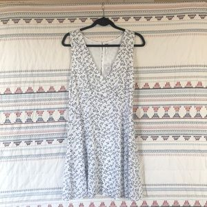 Free People Dress bird pattern new with tags